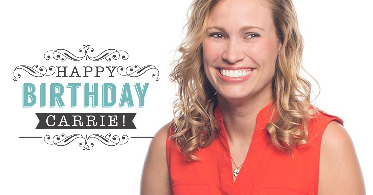 Carrie-BDay_1200x628 Happy Birthday, Carrie! Braces in Columbia, Missouri - Advance Orthodontics, Columbia Missouri Braces