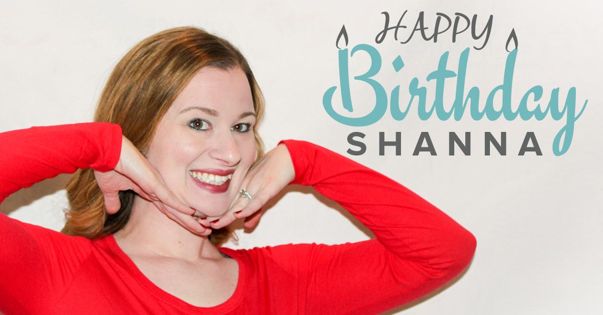 Shanna_Bday_1200x628 Happy Birthday, Shanna!  Braces in Columbia, Missouri - Advance Orthodontics, Columbia Missouri Braces